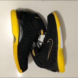 Nike Air Zoom Hurache Sz 10.5 Basketball Shoes